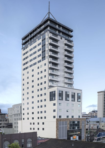 New Christchurch Hotel Towers Above The City Infonews Co