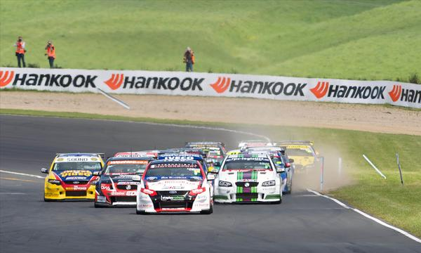 The BNT V8 SuperTourers race at Highlands Motorsport Park for the first time this weekend.