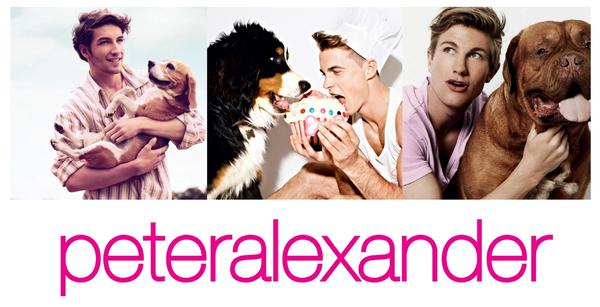 Peter Alexander announces charity calendar