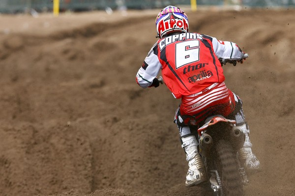 Josh Coppins, Round 11 of the FIM MX World championship
