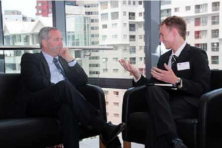 Daniel Franklin and Stephen Lines discuss New Zealand's future challenges.