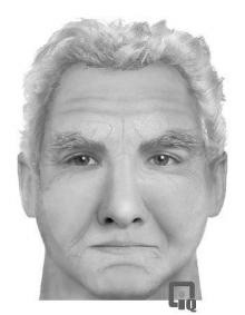Can you help identify this critically injured man?