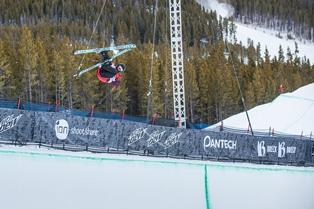 Byron Wells Second at Dew Tour